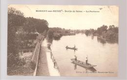 Marnay Sur Seine  Bords De Seine - Francia