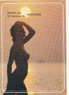 WESTENDE  / KUNSTKAART / MONOKINI - Westende
