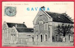 91 BURES - La Mairie Et Les écoles - Bures Sur Yvette