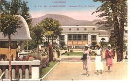 63 - Le Mont-Dore - Nouveau Parc Du Casino - Le Mont Dore