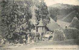 73 - BEAULIEUX SAINT JEROME - Ferme De M. Chavant De Faysse - Autres Communes