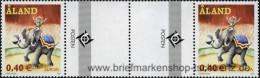Åland 2002, Mi. 208 ZW ** - Aland
