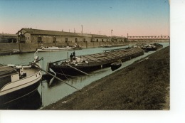 A Identifier Bateau Péniche Schiff Fachtkahn - Cartes Postales