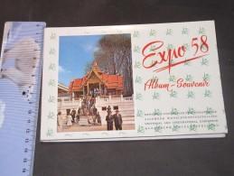 BRUXELLES - EXPO 1958 - ALBUM SOUVENIR - Autres