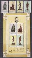 South Africa 1992 Anton Van Wouw 4v + M/s ** Mnh (31401) - Zuid-Afrika (1961-...)