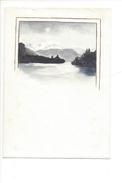 15040 - Petite Aquarelle Thoune Le Bassin De L'Aar  Berne  (format 13 X 9) - Aquarelles