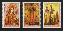 1993 - Icones.  Mi 4918/4920 Et Yv 4110/4112 MNH - 1948-.... Republiken