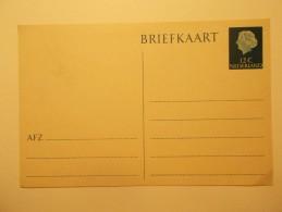 Marcophilie  Cachet Lettre Obliteration Timbre  - PAYS BAS - Entier Postal  (698) - Material Postal