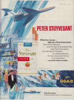 PR05/2 1960´s Retro British Colour Print Advert Stuyvesant Cigarettes - Andere