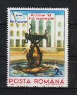 1993 - Foire Int. Du Timbre Riccione  Mi 4922 Et Yv 4115 MNH - 1948-.... Republiken