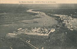 AFRIQUE - MAROC - RABAT Et L'Oued Vus De L'aéroplane - Rabat