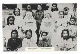 ILES GILBERT  -  Ecole Des Soeurs -- L 1 - Kiribati