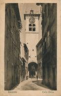 ITALIE - ROVERETO - Torre Civita - Other Cities