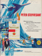 PR05/3 1960´s Retro British Colour Print Advert Stuyvesant Cigarettes - Andere