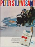PR05/4 1960´s Retro British Colour Print Advert Stuyvesant Cigarettes - Andere