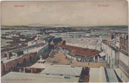 AK - Gibraltar - Marktplatz Um 1900 - Gibraltar