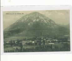 SLOVENIA, RAZDRTO, PREVALLO COL MONTE RE, EX Cond.  PC, Used 1926 - Slovenia