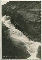 Teufelsbrücke - Reussfall - Ansichtskarte Großformat - UR Uri