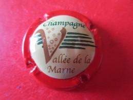 VALLEE DE LA MARNE. Contour Rouge - Vallée De La Marne