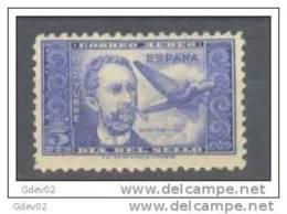 ES983-L3768.España.Spain  .Espagne.DR.THEBUSSEM .1944.(Ed 983*),con Charnela.MAGNIFICO - 1931-Hoy: 2ª República - ... Juan Carlos I