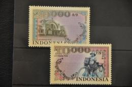 O 248 ++INDONESIA 2014 POSTAL SERVICE MAIL BIKE FIETS ** MNH - Indonesië