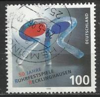 1996 Germania Federale - Usato / Used - N. Michel 1859 - [7] Repubblica Federale