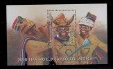 Afrique Du Sud ** Bloc 114 - Coupe Du Monde De Foot En Afrique Du Sud - Afrique Du Sud (1961-...)