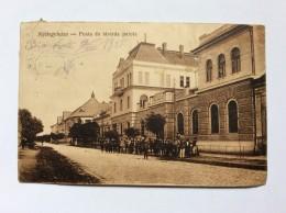 AK    HUNGARY  NYIREGYHAZA   1915. - Ungarn