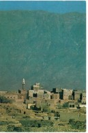 CPM YEMEN ABYAN LAUDAR - Vue De Laudar - 1984 - Yémen