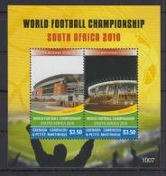 G4 Grenada - MNH - Sports - Football - World Cup