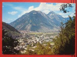 Martigny (VS) - Panorama Avec Le Grand Chavalard - VS Valais