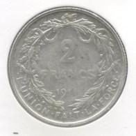 ALBERT I * 2 Frank 1911 Frans * Z.Fraai * Nr 9029 - 1909-1934: Albert I