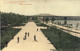 VIANA DO CASTELO, Avenida Luiz De Camões E Ponte Sobre O Lima, 2 Scans PORTUGAL - Viana Do Castelo