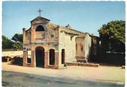 CORSE - AJACCIO -  La Chapelle Des Grecs Fondée En 1632 -  La Cigogne, Ajaccio - Ajaccio