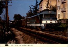 06 - ANTIBES - Train - - Antibes