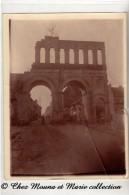 1923 - AUTUN - PORTE ST SAINT ARROUX - SAONE ET LOIRE - PHOTO 12 X 9 CM - Lieux