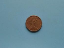 1984 - 1 DOLLAR / KM 77 ( For Grade, Please See Photo ) ! - Monnaie Décimale (1966-...)