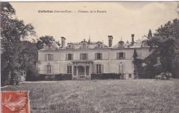 8t - 41 - Cellettes - Loir-et-Cher - Chateau De La Rozelle - France