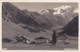 Alpengasthof Kasern 1625 M - Schmirntal - St. Jodok (2559) - Österreich