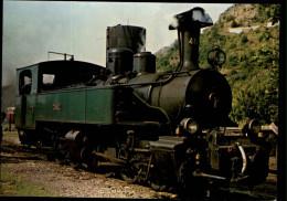 07 - MALLET - VIVARAIS - Chemin De Fer - Locomotive - France