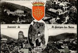 07 - SAINT-GEORGES-LES-BAINS - France