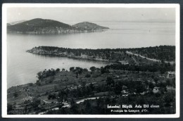 Istanbul Büyük Ada Dil Eivari, La Langue D`or, Um 1935 - Türkei