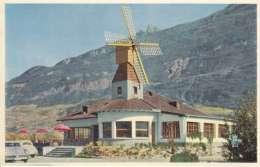 CHARRAT - MON MOULIN - PAVILLON DE VENTE - OLD CAR - 1953 - VS Valais