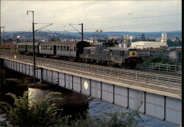 08 - CHARLEVILLE-MEZIERES - Omnibus - Train - Locomotive - Charleville