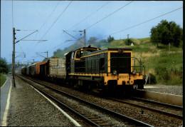 08 - MOHON - Train - Locomotive - France