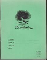 Cahier  - CONSTELLATION - Vert - Transports