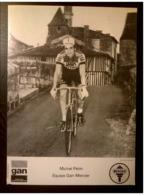 Michel Périn Gan Mercier - Radsport
