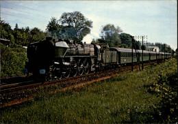 94 - VILLENAUXE-LA-GRANDE - Locomotive - Train - Villiers Sur Marne