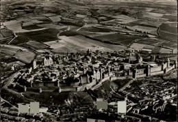 11 - CARCASSONNE - Vue Aérienne - Carcassonne