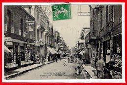 62 - BERCK  --  Perspective De La Rue Carnot - Berck